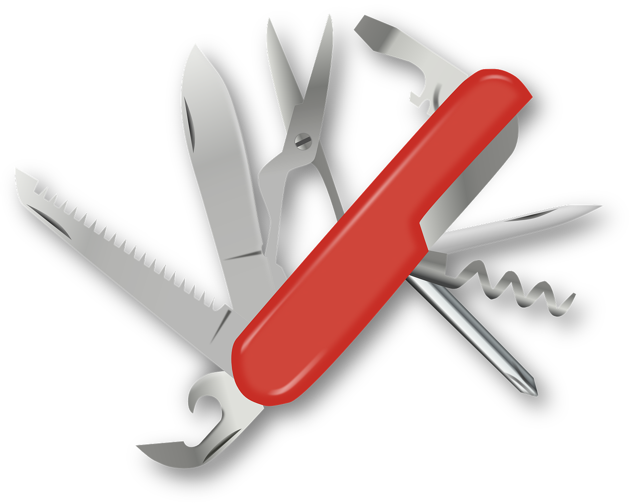 Ansible is a Swiss Army Knife for DevOps